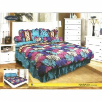 New Sprei California Naraya 180X200 / Spf 453