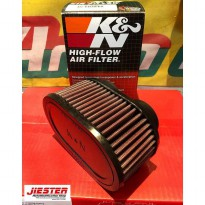 Open Filter Ninja250fi Z250 K&N Rubber R-0990