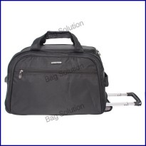 Navy Club Travel Bag Trolley / Tas Pakaian 2039