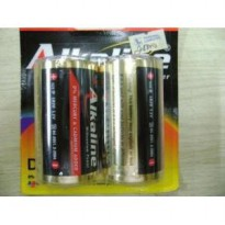 Battery ABC Alkaline Type D