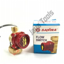 Sanwa Flow Switch 1/2 Inch - Otomatis Pompa Air Dorong Booster Pump
