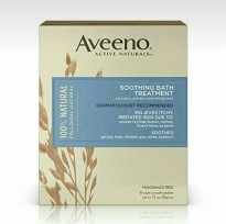 Aveeno Soothing Bath Treatment 8 x 42gr