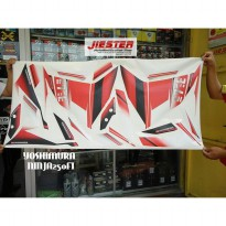 Decal/Striping Body Zerografix Ninja250Fi Yoshimura