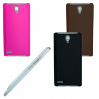 Back Case Battery Cover Leather Case Xiaomi Redmi Note / Redmi Note - Original