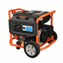[Hargen] Genset Portable Hargen HGB 5000 EW1 5000W Full Power Low Noise Best Value Terbaik
