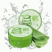 Nature Republic Soothing Moisture Aloe Vera 92% Soothing Gel 300ml