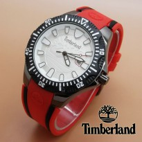 Timberland Rubber (Red Black)