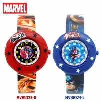 Marvel Avengers MV81023 Captain America Jam Tangan Anak Analog Original