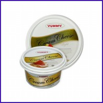 CREAM CHEESE LIGHT YUMMY 250Gr