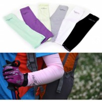 [1+1]Buy1Get1 Hi Cool Arm UV Protection Cover / Sarung Pelindung Lengan