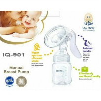 I.Q Baby Manual Breast pump IQ 901 BPA Free