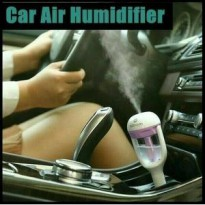 Car humidifier pelembab udara
