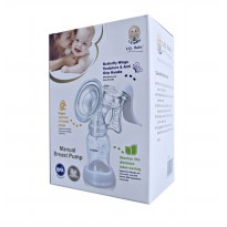 IQ baby manual Breast Pump - Butterfly Wings - BPA Free