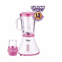 New Cosmos Blender CB-721 G 1.5 Liter - Pink Zn5412