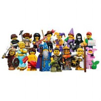 Lego Minifigures Series 12 Set