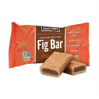 Natures Bakery Whole Wheat Fig Bar - Strawberry 1 Pack