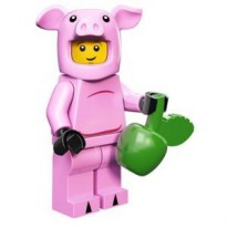 Piggy Guy - Lego Minifigures Series 12