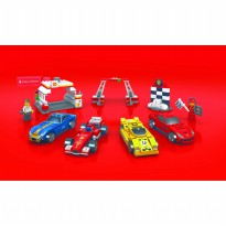Lego Shell Ferrari Set (6pcs) New Edition 2015