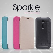 Nillkin Sparkle Window Flip Case Cover Asus Zenfone 2 (5.0
