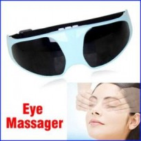 Eye Massager alat Pijat Mata terapi Mata i care eye care+ adaptor