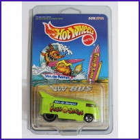 Hot Wheels Vw Drag Bus Fish O Saurs