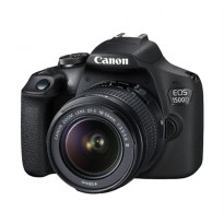 Canon EOS 1500D Kit 18-55 IS II Kamera DSLR - Black WiFi