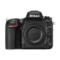 Nikon D750 Body Only - Hitam