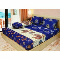 New Sprei Lady Rose Indigo 180X200/160X200 / Spf 703