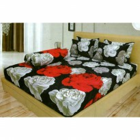 New Sprei Lady Rose Vivian 180X200/160X200 / Spf 704