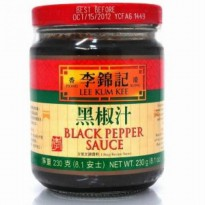 Lee Kum Kee Black Pepper Sauce 230g