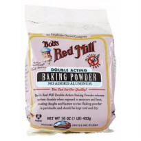 Grains4life - Bobs Red Mill Double Acting Baking Powder - 453g