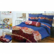 New Sprei Lady Rose Rosewood 180X200/160X200 / Spf 705