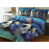 New Sprei Lady Rose Penguin 180X200/160X200 / Spf 706