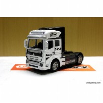Diecast TRUCK KING Mobil Kepala Container Cargo 1/50