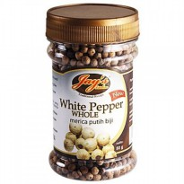Jays Whole White Pepper (Biji Merica Putih) 80g