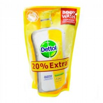 Dettol Body Wash Pouch Fresh 450ml