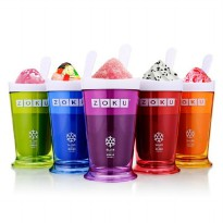 Zoku Slush & Shake Slushie Maker Milkshake Smoothie in 7 minutes