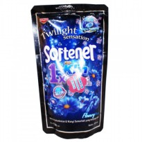 Soklin Softener 1X Bilas Twilight Blue Pouch 300ml