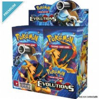 Trading Card Game Pokemon Xy12 Evolutions Booster Pack - Ori