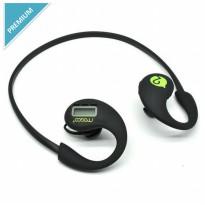 Sport Wireless Bluetooth Earphone With Pedometer Function