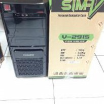 Casing Simbadda SimV V-2915 + Power Supply 380w
