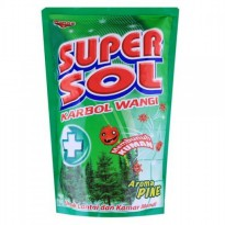 Carbol Supersol Pouch 800ml