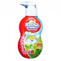 Kodomo Shampoo Gel Bottle Strawberry 200ML