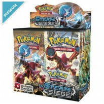 Trading Card Game Pokemon Xy11 Steam Siege Booster Pack - 1Pcs