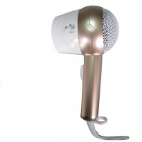 Heles Hair Dryer HL-3501 Gold 500 watt