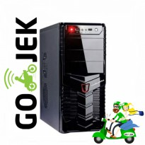 (KHUSUS GOJEK) Casing Simbadda SimV V-2922 + Power Supply 380w