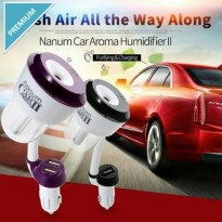 Nanum Car Aroma Humidifier Second Generation - Purifying And