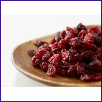 DRY CRANBERRIES FRUIT RETAIL 250gr