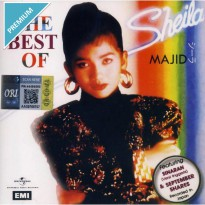 Cd Sheila Majid The Best Of [ 2015 ]