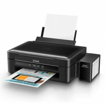 PRINTER EPSON L360 MULTIFUNGSI ( Print / Scan / Copy ) 3IN1/ PSC